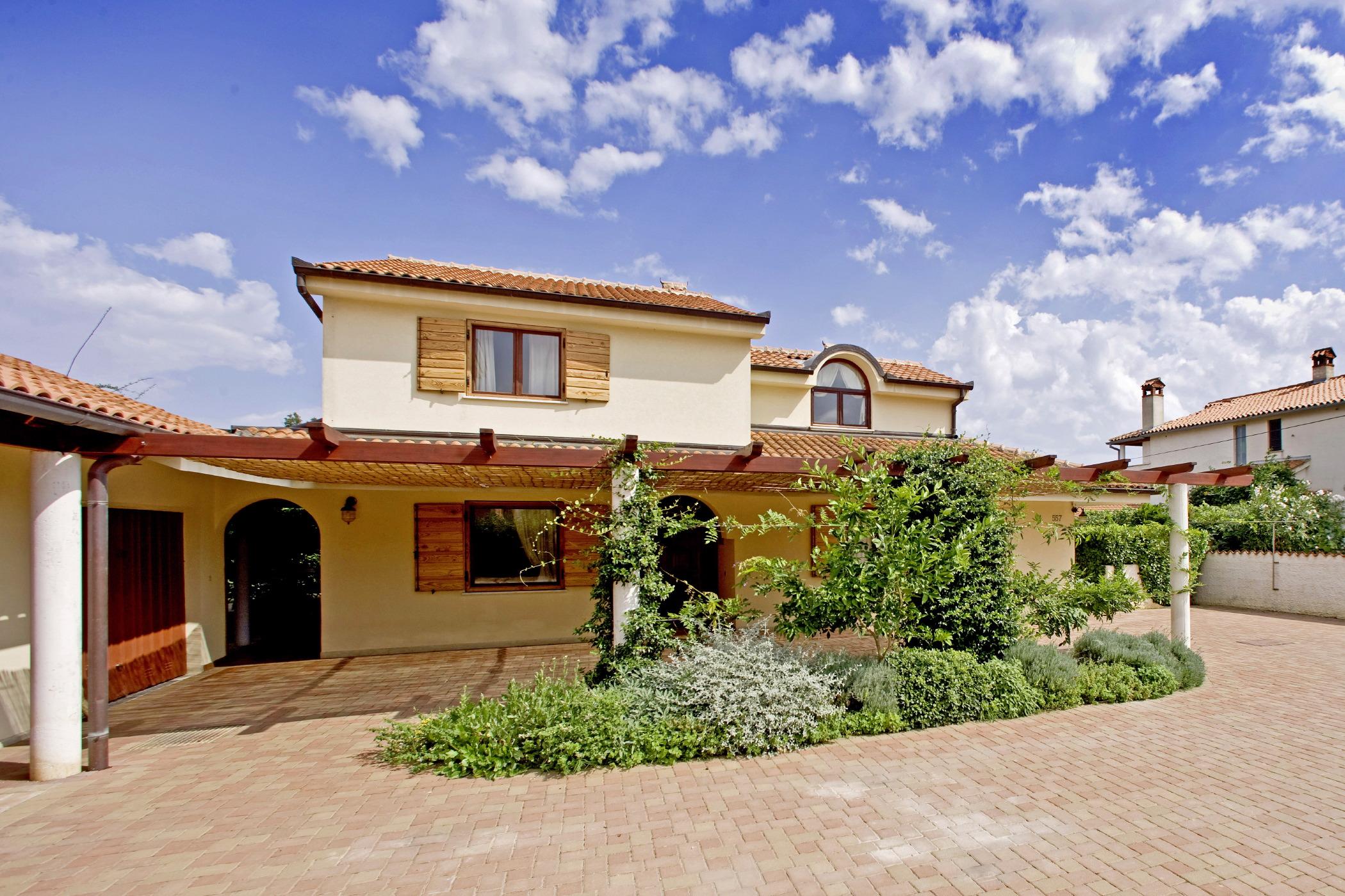 Villa Aurata in Li?njan (Haus für 8-9 Persone  in Kroatien
